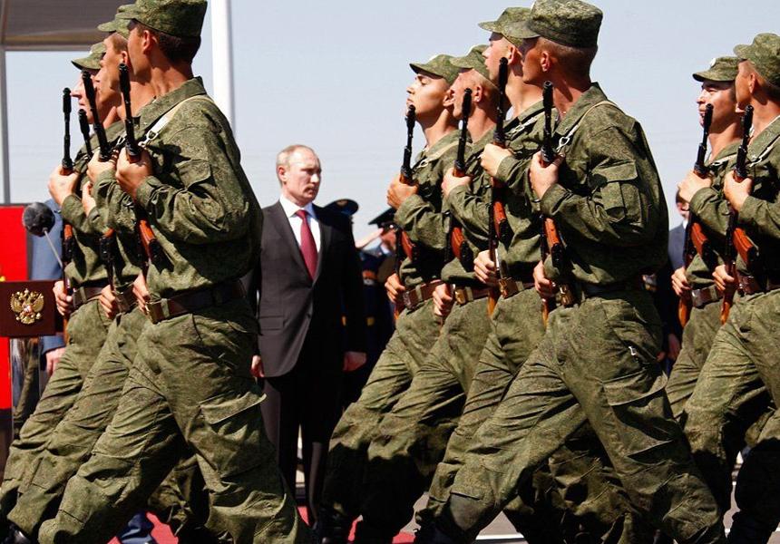 Россия оказалась на дне списка миролюбивых государств