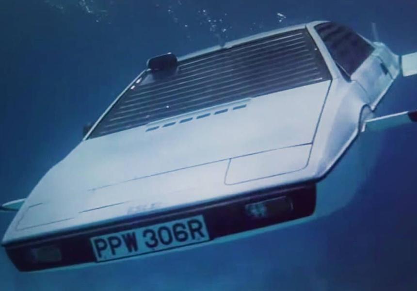 Илон Маск анонсировал подводный автомобиль как у Джеймса Бонда