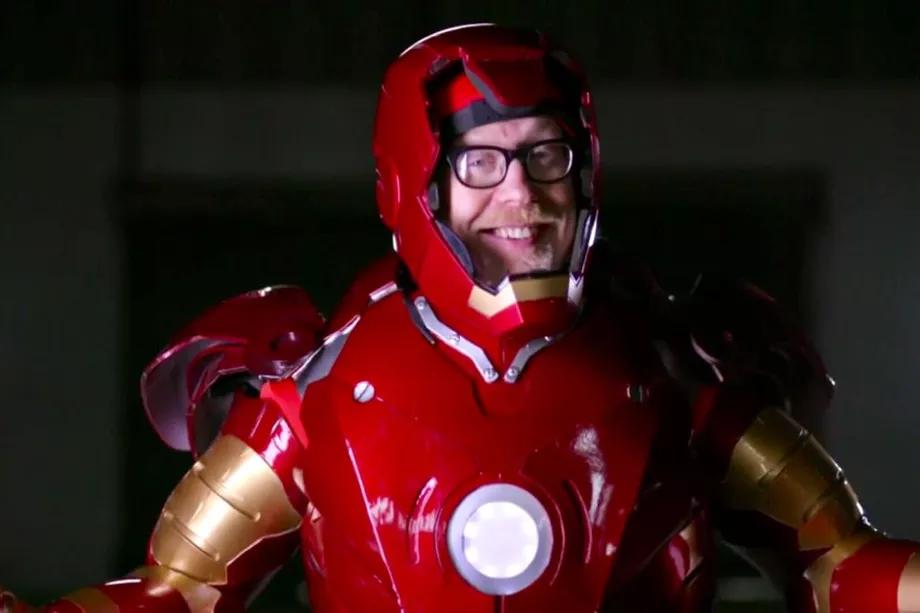 Звезда «Разрушителей легенд» воссоздал костюм Железного человека