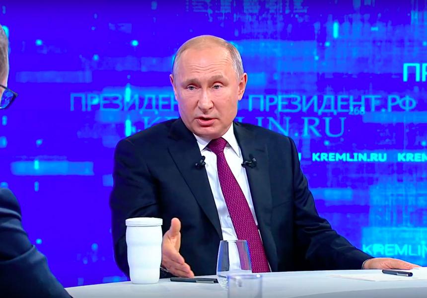 Путин назвал причину санкций против Huawei
