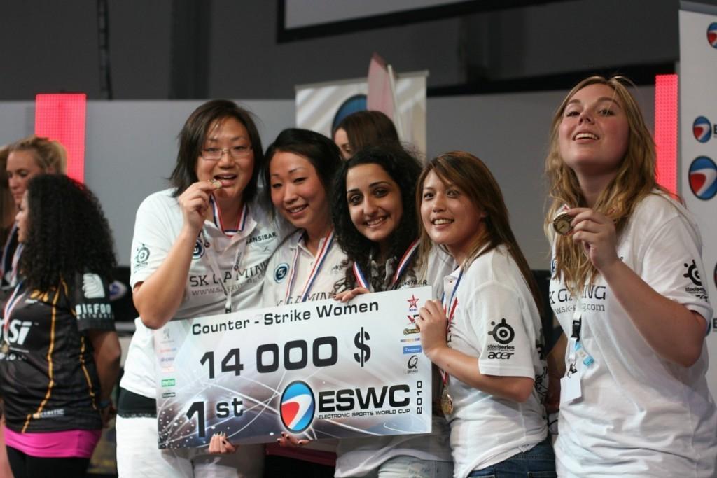 Журналисты выяснили, почему женские чемпионаты по киберспорту непопулярны