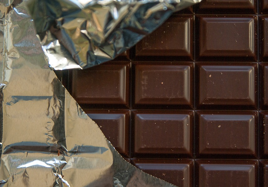 Определена безопасная ежедневная доза шоколада
