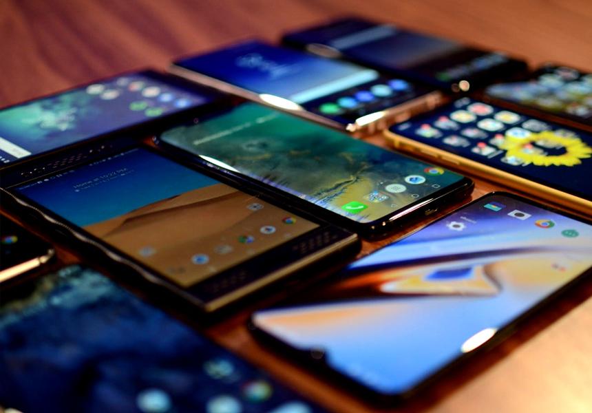 Цифра дня: Сколько смартфонов будет во всём мире к 2020 году?