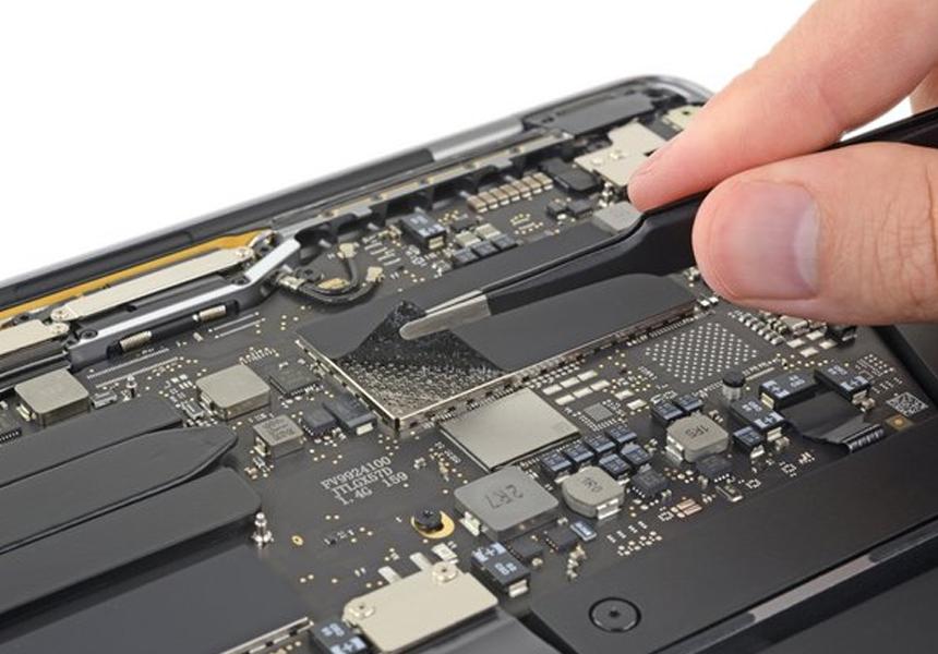 Apple припаяла SSD к новым MacBook, сделав невозможным увеличение памяти