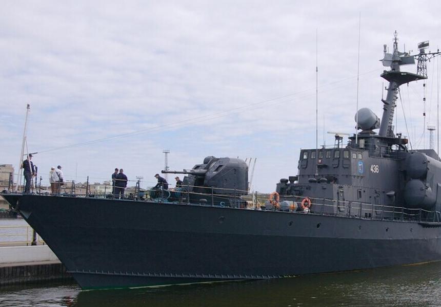 Украина купит списанные советские корабли
