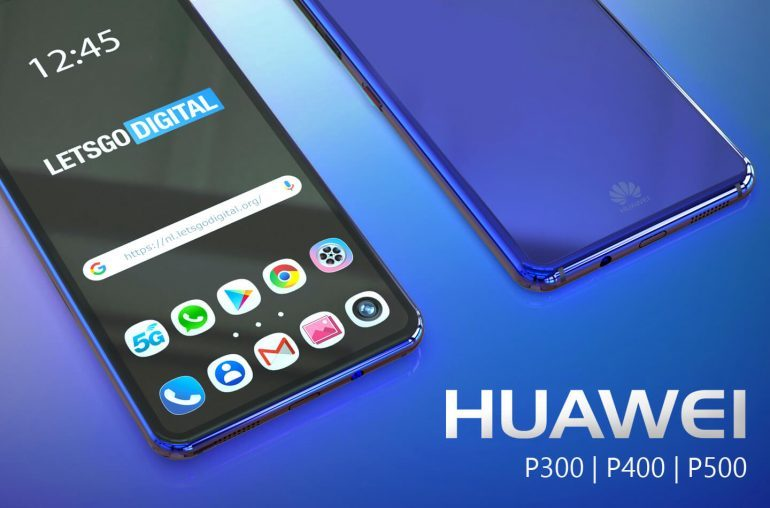 Huawei переименует флагманские смартфоны в 2020 году