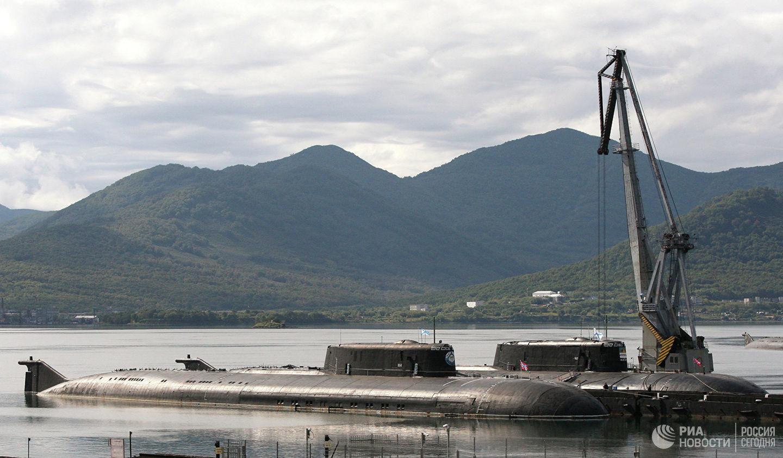 Россия отправила атомную подлодку с улучшенным вооружением к берегам Камчатки