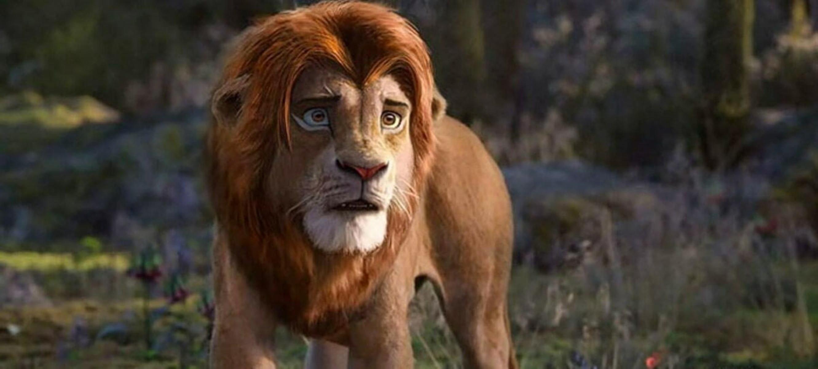 Русский художник сделал фильм Король лев таким, каким его все хотели видеть