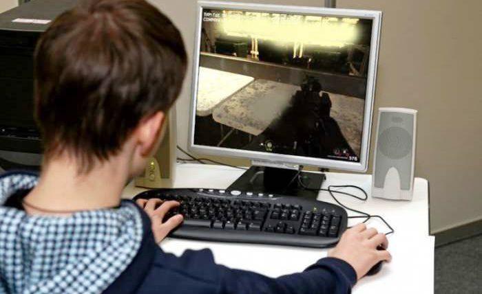 От какой дозы компьютерных игр можно умереть?
