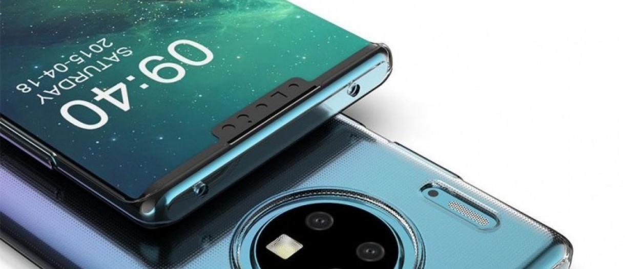 Раскрыт настоящий дизайн Huawei Mate 30 и Mate 30 Pro