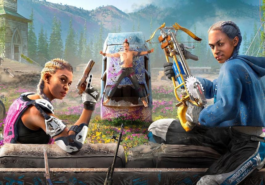 Игры серии Far Cry распродают со скидками 80% до пятницы