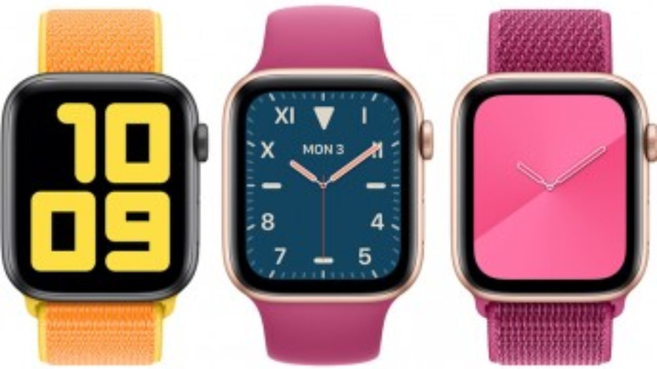 Apple выпустит новые смарт-часы осенью