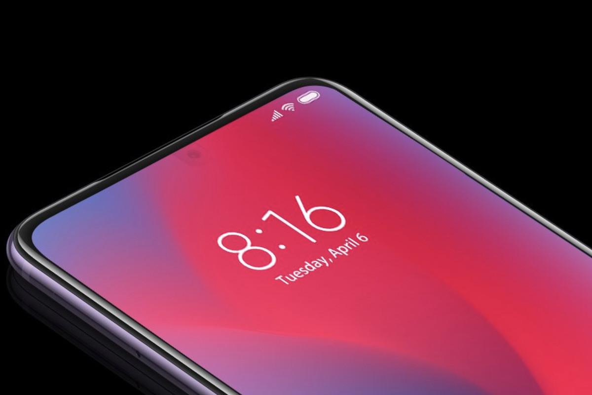 Xiaomi скоро выпустит смартфон со скрытой камерой