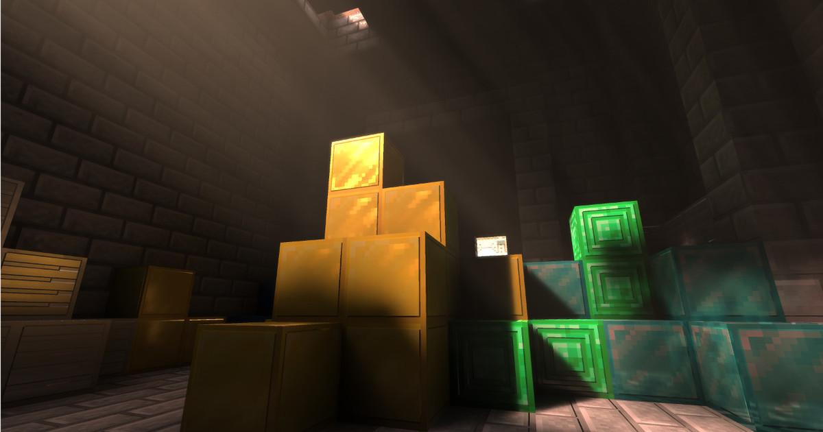 В Minecraft улучшат графику для новых видеокарт NVIDIA RTX