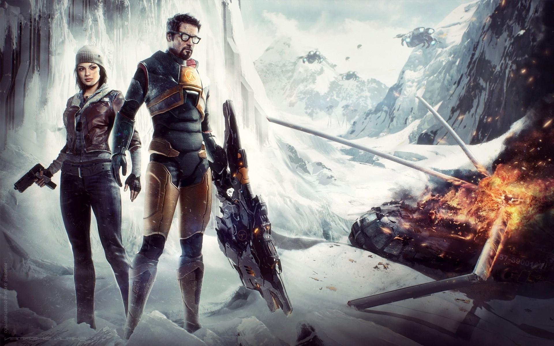 Почувствуй себя старым: Half-Life 2 исполнилось 15 лет