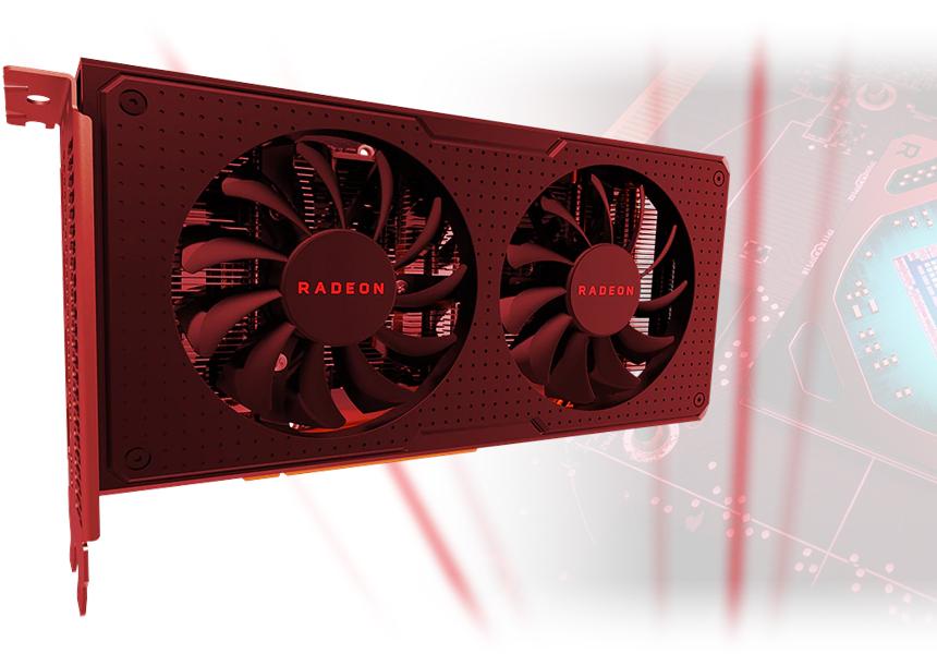 AMD впервые за пять лет обошла NVIDIA по продажам видеокарт