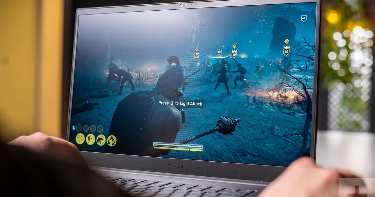 Razer представила первый в мире игровой ультрабук — Ferra ru