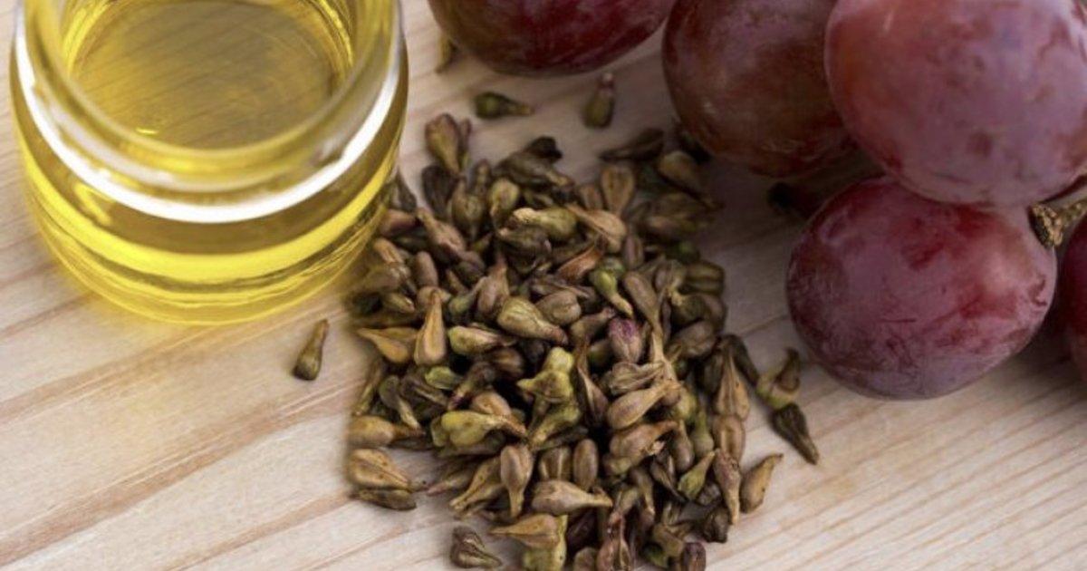 Ученые рассказали, почему полезно есть виноградные косточки