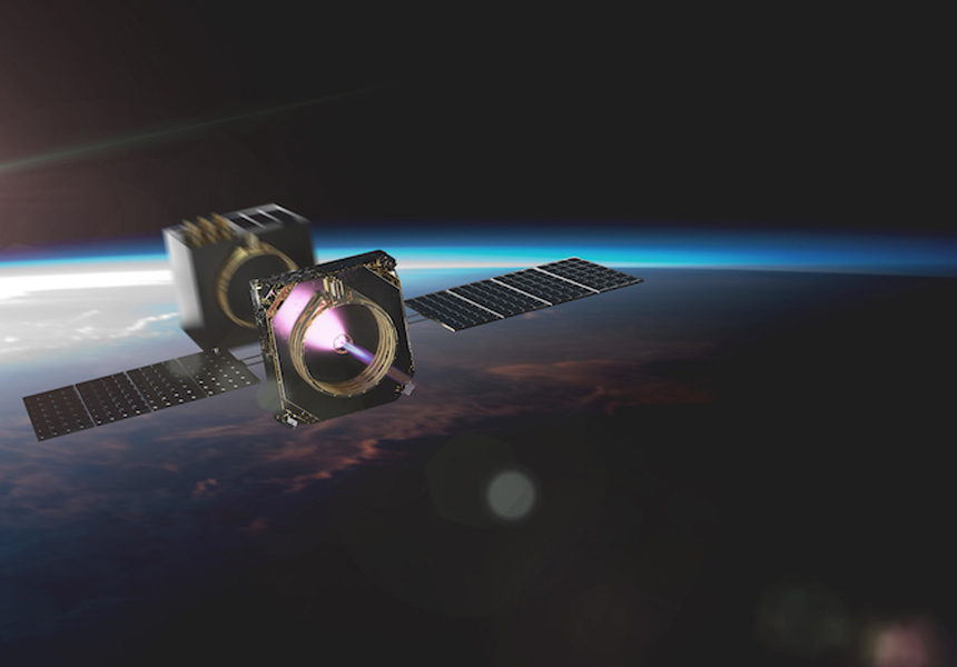 космические буксиры запустят помощи распечатанной 3d-принтере ракеты