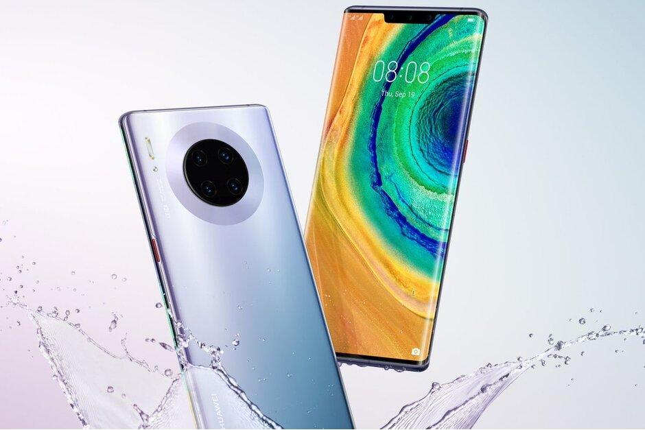 Huawei передумала открывать смартфоны Mate 30 для сторонних прошивок