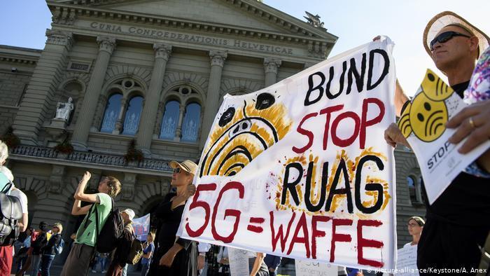 Европейцы считают связь 5G опасной для здоровья