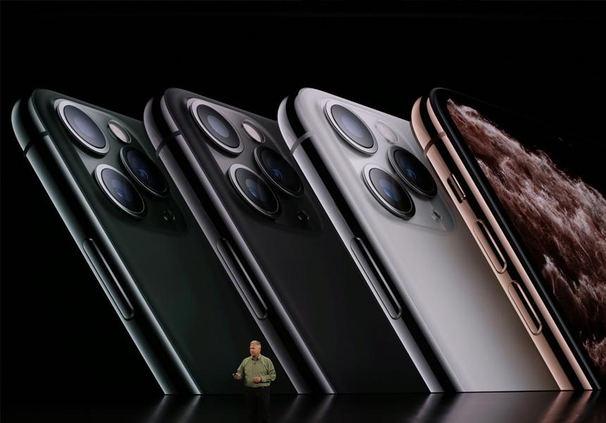 Всего за десять дней россияне раскупили все самые дорогие iPhone