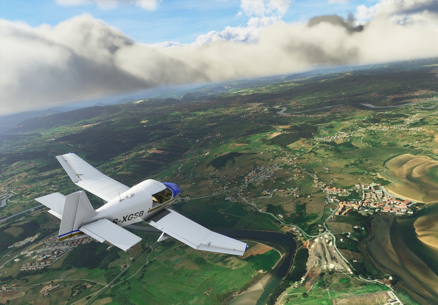 Опубликованы полчаса игрового процесса сверхреалистичного симулятора работы авиапилотом