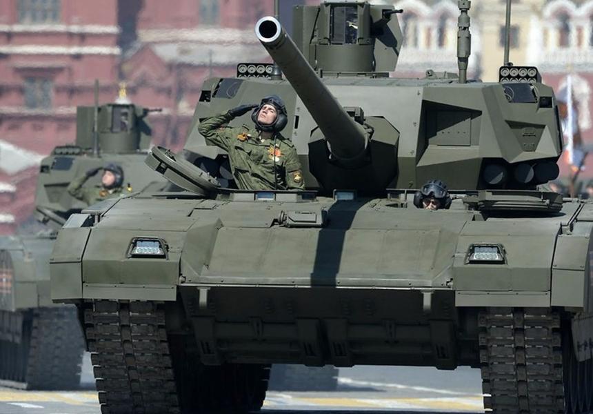 Оборудование новейших российских танков превратит управление ими в «игру-симулятор»