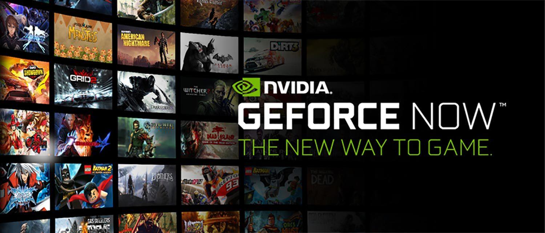 NVIDIA представила сервис для игры в мощные видеоигры на слабых компьютерах