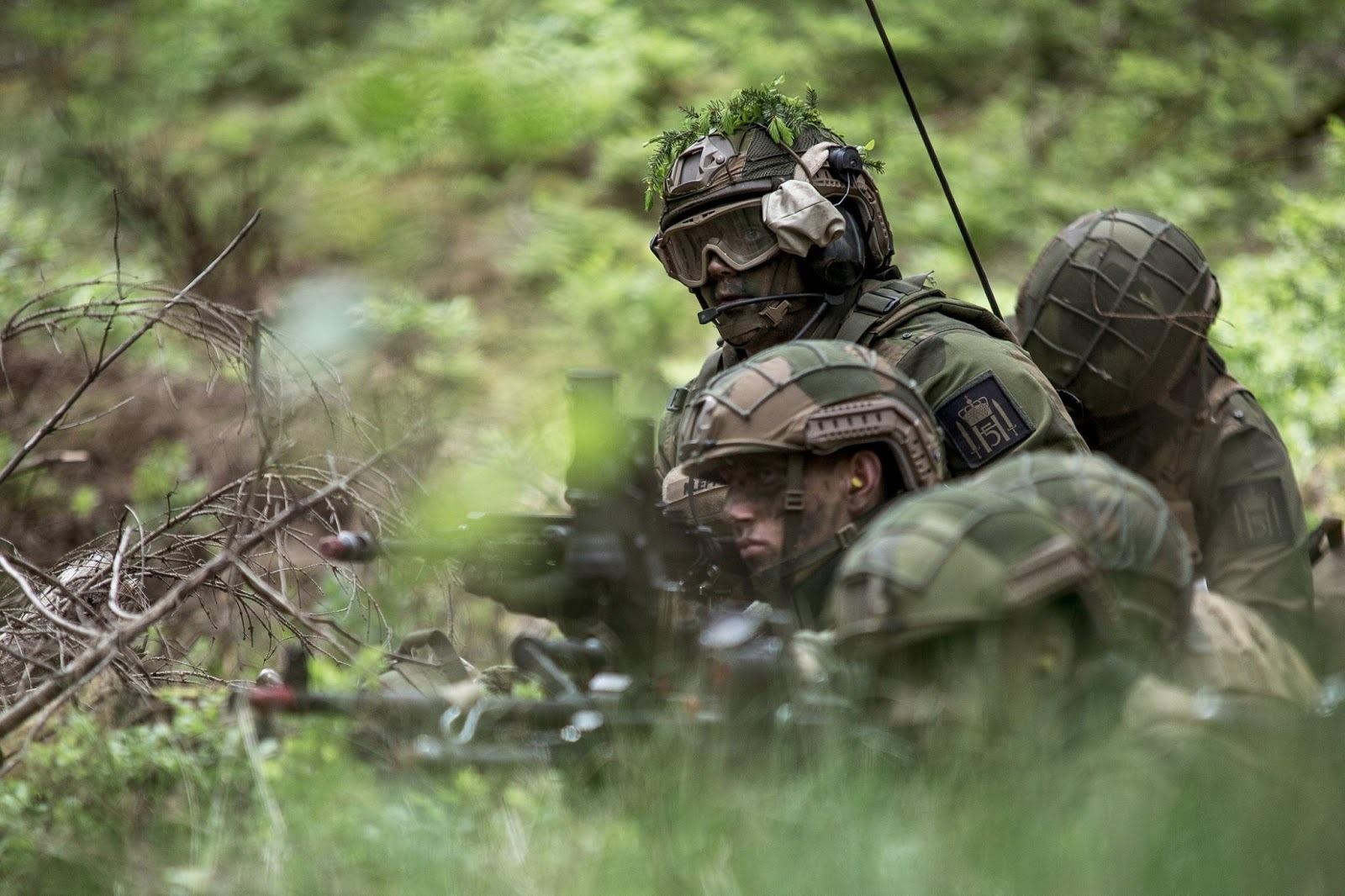 В России во время военных учений применили новую технологию маскировки