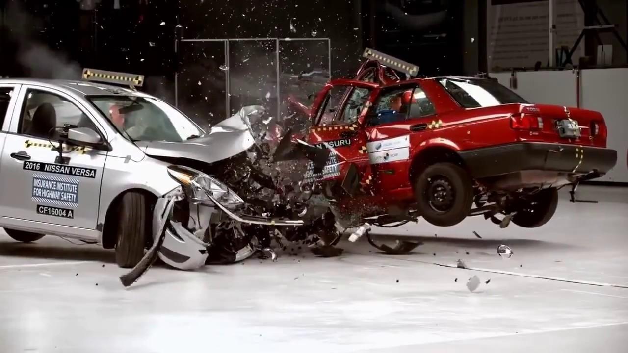 Системы безопасности современных автомобилей признали неэффективными
