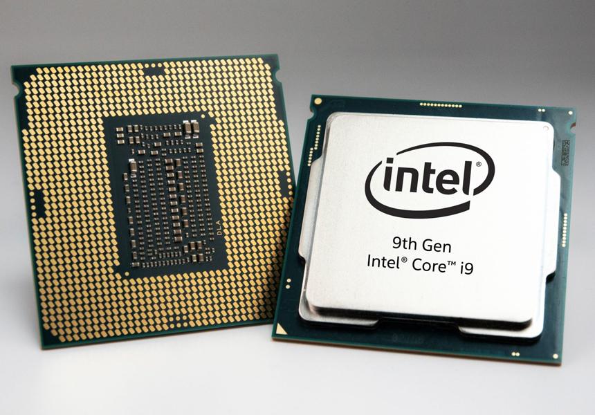 Intel снизила цены на процессоры девятого поколения