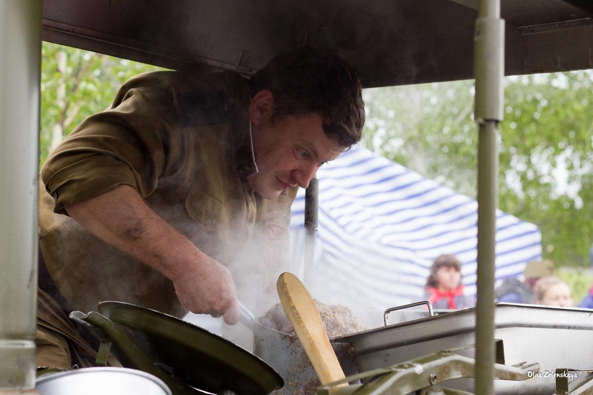 Россия развернула учения по выпечке хлеба в условиях войны