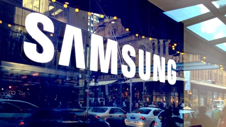 Прибыль Samsung упала на 56%