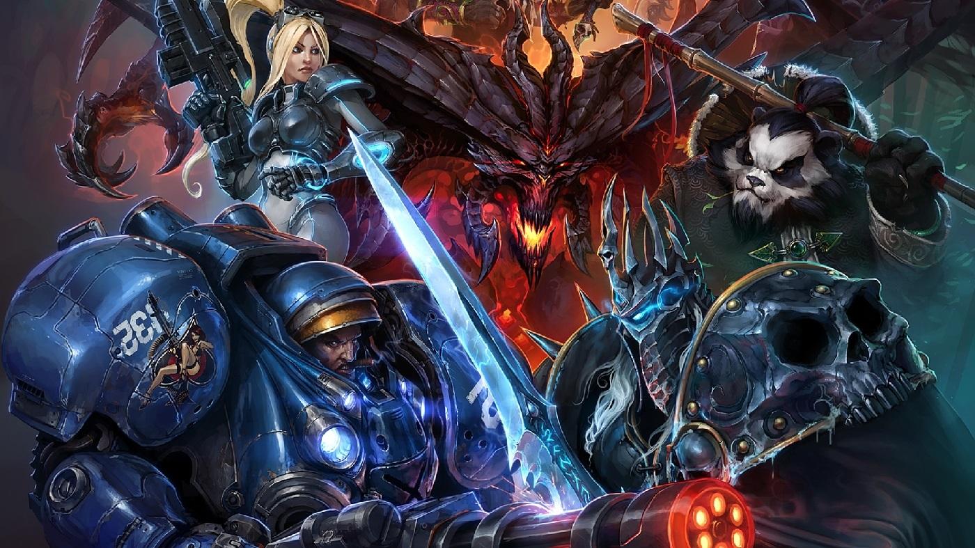 Создателей Diablo и Overwatch обвинили в поддержке госцензуры