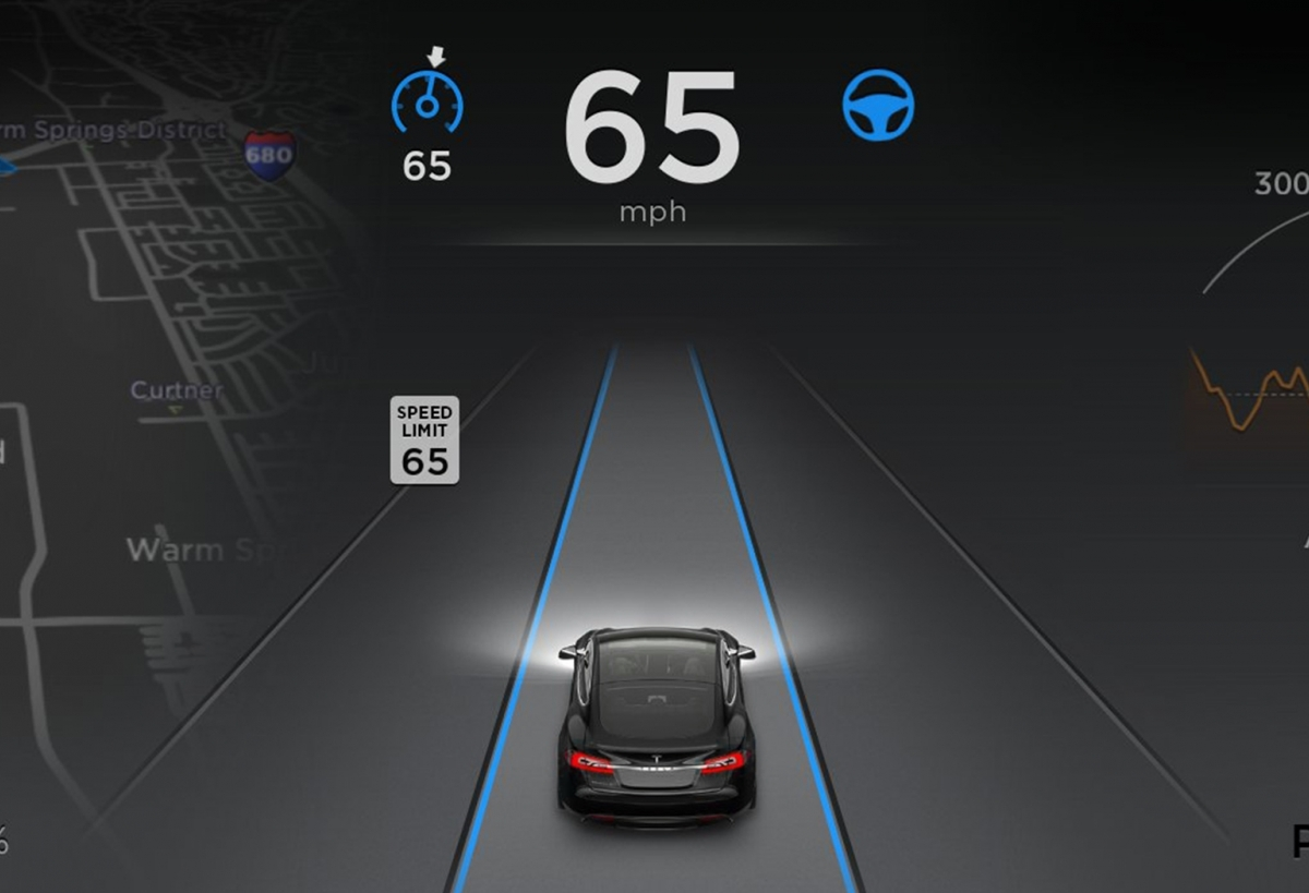 Tesla берет дополнительную плату за автопилот в своих электромобилях