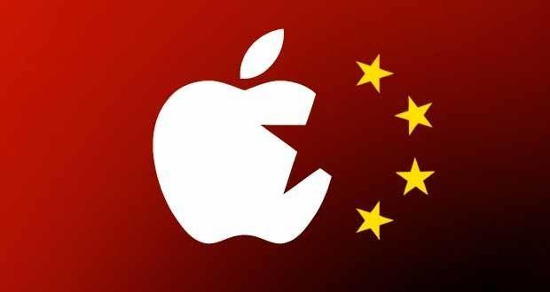 Китайские власти подвергли иностранные компании жёсткой цензуре