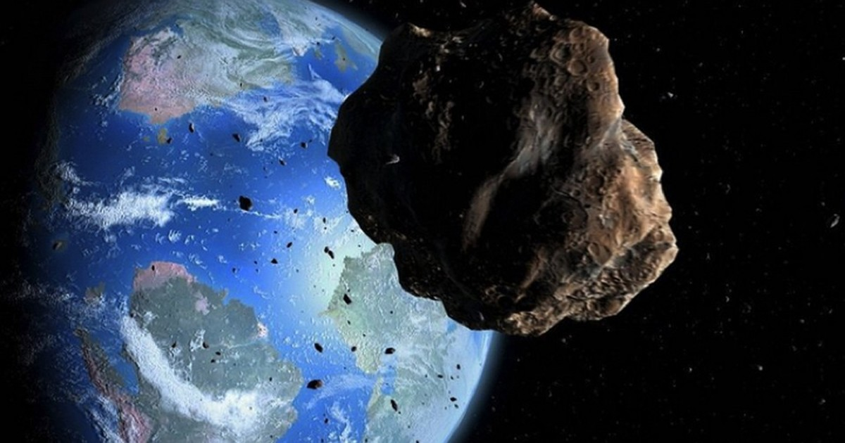 is asteroid hitting earth - 1 день 1200×630