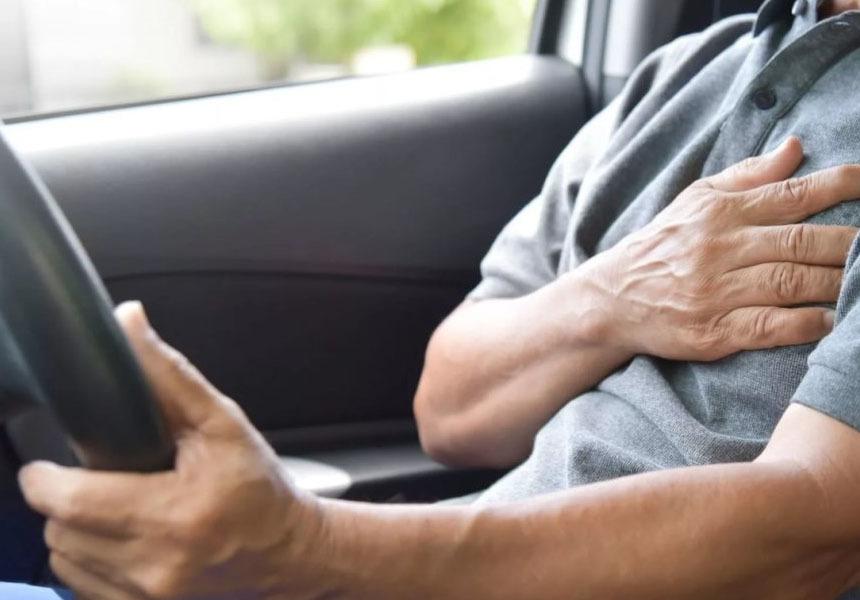 В России автомобили научили распознавать сердечный приступ у водителя
