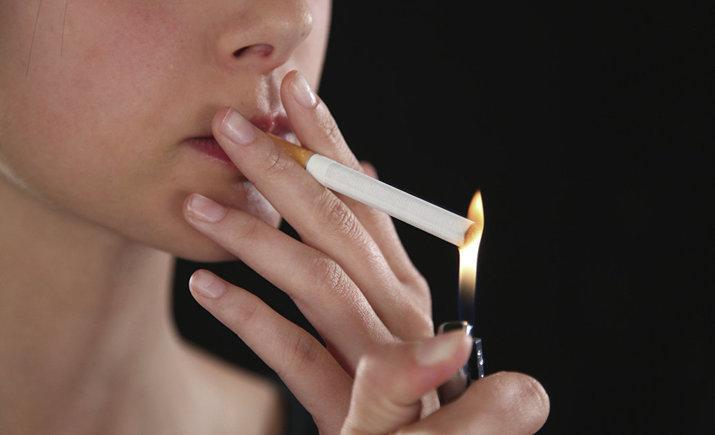 Найдена связь между курением и шизофренией