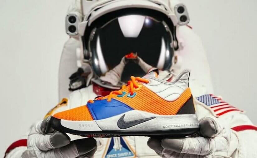 В космосе начнут производить кроссовки