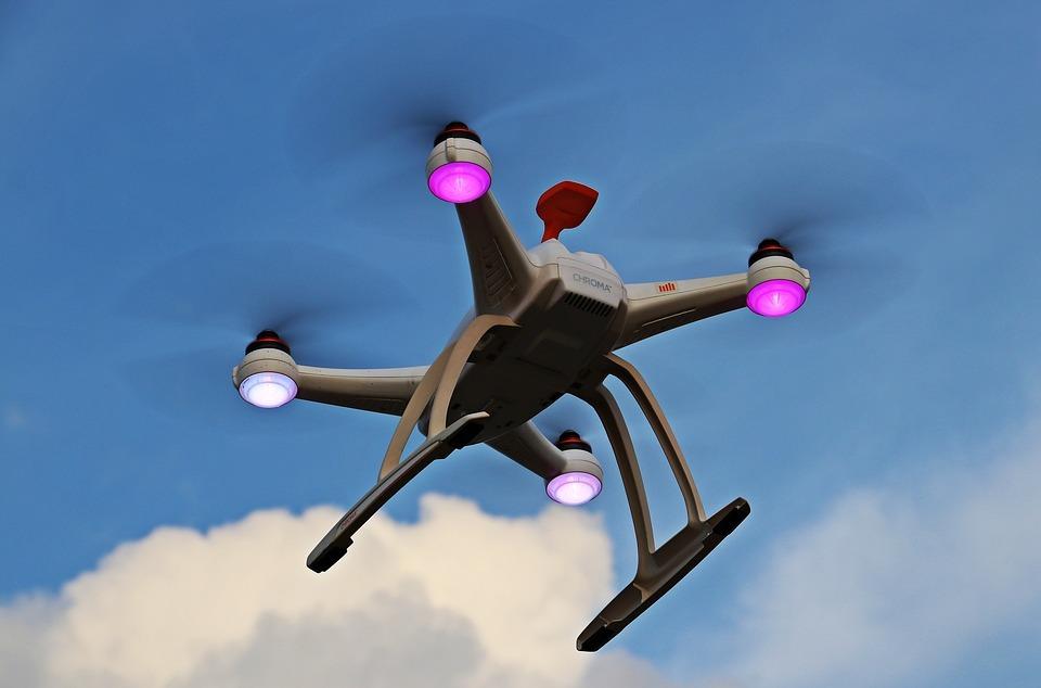 В российских аэропортах появятся «работники»-дроны