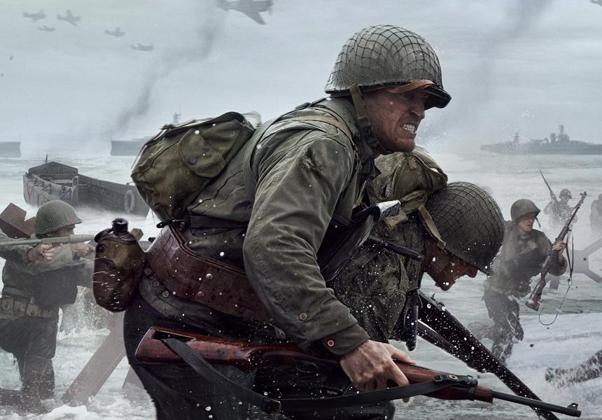 Steam запустил распродажу игр серии Call of Duty