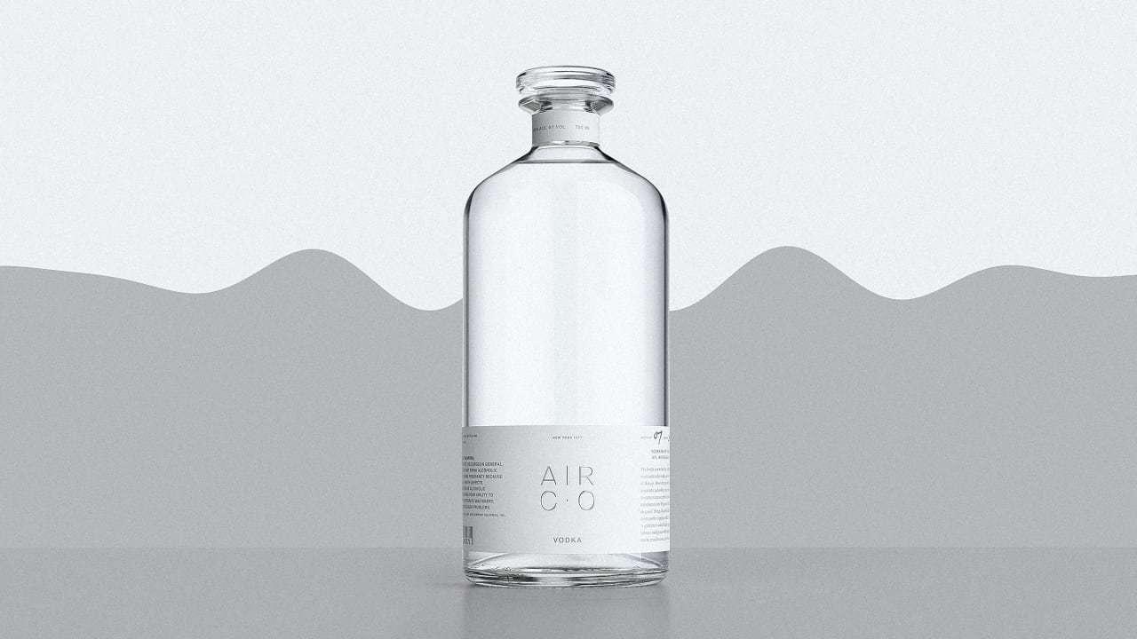 В США открыли продажи углеродно-негативной водки