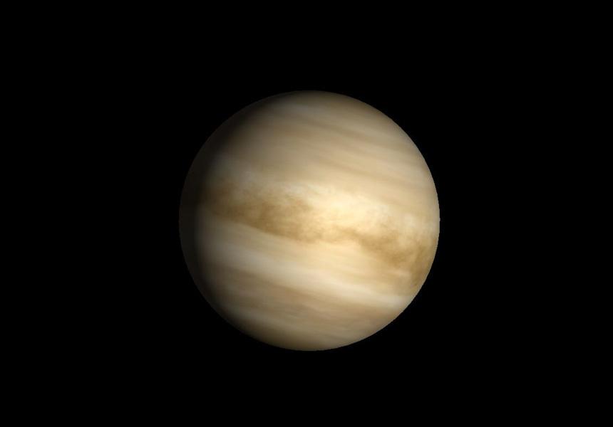 Индия отправит космический аппарат для изучения Венеры