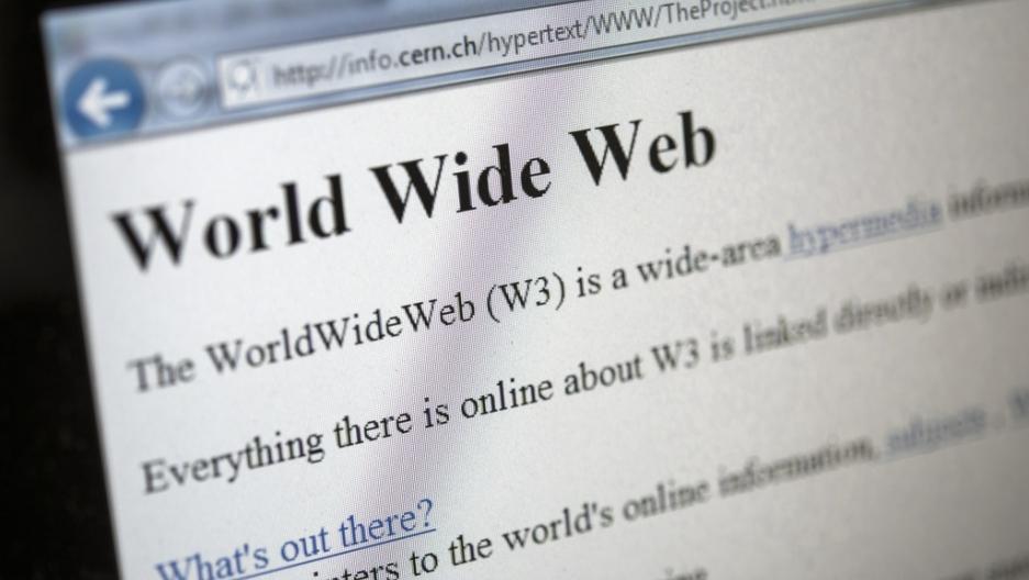 День, когда в интернете появилась самая первая страничка