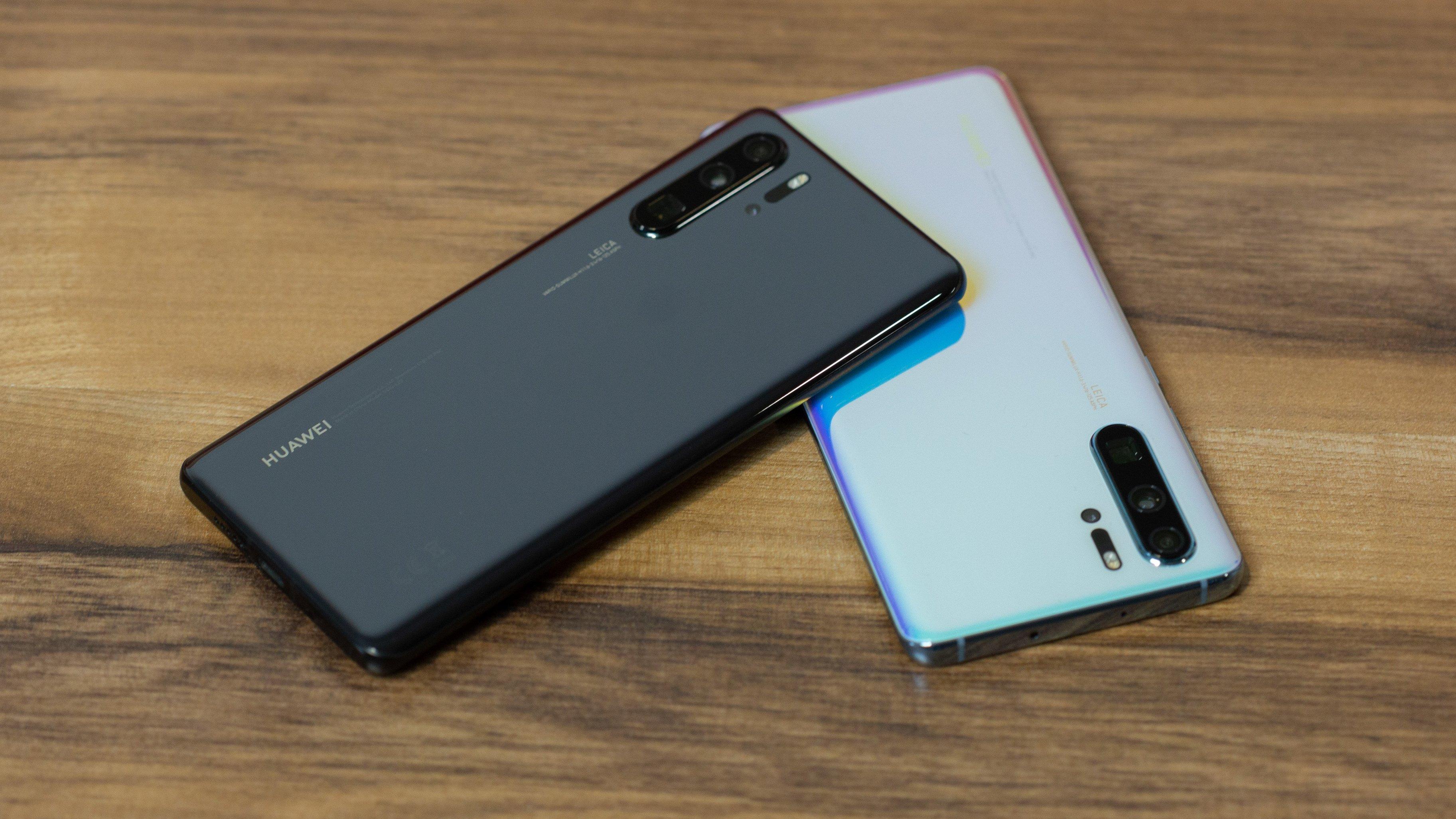 Опубликованы первые фотографии флагманского Huawei P40 Pro