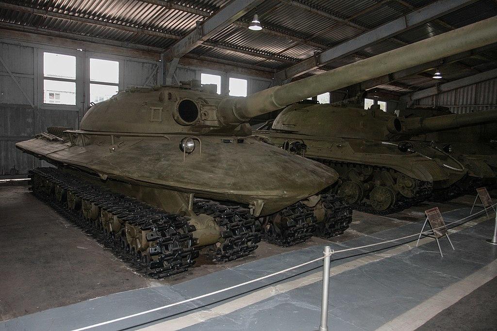 Американцы признали эффективность советского супер-танка