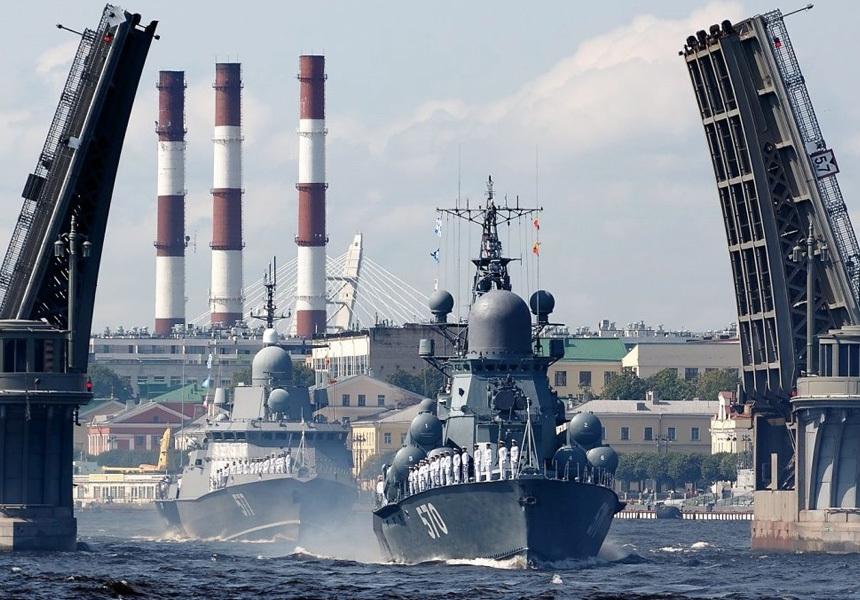 Путин раскрыл долю современного вооружения в российском военном флоте
