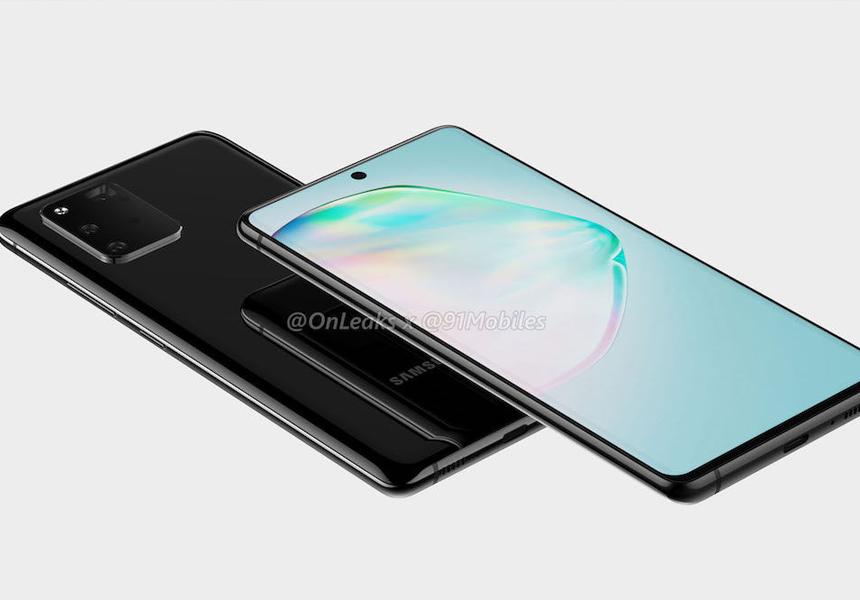 Рассекречены цены удешевлённых версий Galaxy S10 и Galaxy Note10